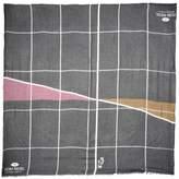 Tom Rebl Square scarf