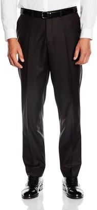 BlueBlack Men's Suit Trousers Black (schwarz 69) 42 Long (Manufacturer size: 102)