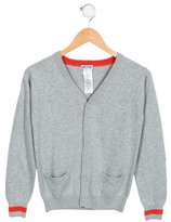 Jacadi Boys' Wool-Blend Cardigan