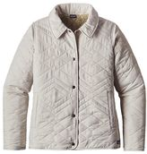 Patagonia Women's Quilted Los Gatos Fleece Jacket