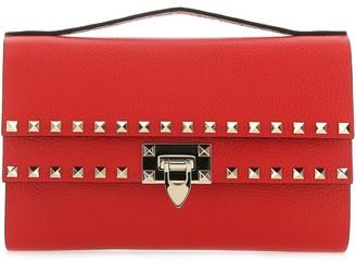 Valentino Rockstud Embellished Crossbody Bag