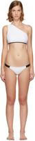 Ward Whillas Reversible Lane Single-Shoulder Bikini Top