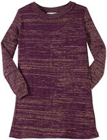 Masala Shimmer Nelly Dress (Toddler/Kid) - Purple-3 Years