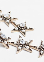 MANGO Stars Earrings