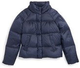 Burberry Girl's 'Daisey' Hooded Down Jacket