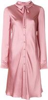 Valentino tied button dress