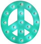 Pottery Barn Teen Marquee Icon Lights, Pool Peace