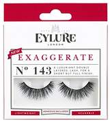 Eylure Exaggerate Lashes 143 (Pack of 6)