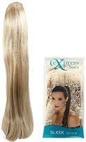 Sally Beauty ExpressLocs Ponytail Clip-in Sleek Hairpiece Dark Blonde