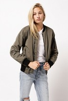 Hudson Gene Puffy Bomber Jacket