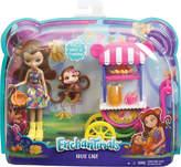 ENCHANTIMALS Fruit Cart doll playset