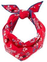Petit Bateau Girls print scarf