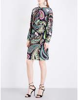 Emilio Pucci Paisley-print jersey dress