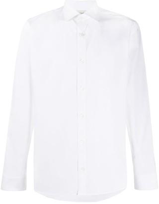 Ermenegildo Zegna Cotton Buttoned Shirt