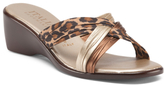 Made In Italy Rolls Wedge Sandals