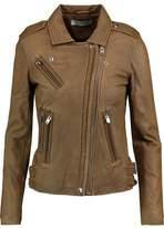 IRO Leather Biker Jacket