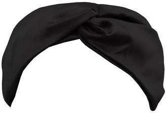 Pottery Barn Slip Silk Twist Headband