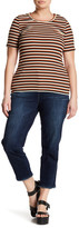 Democracy Straight Leg Jean (Plus Size)