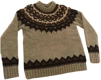 Polo Ralph Lauren Khaki Wool Knitwear for Women