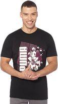 Puma Fractured Graphic T-Shirt
