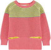 Stella McCartney Cashmere and organic cotton sweater
