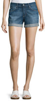 AG Jeans The Hailey Raw-Hem Shorts, 10 Years Day Off