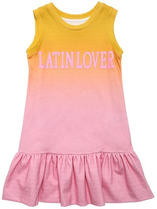 Alberta Ferretti Latin Lover Cotton Jersey Dress