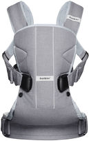 BabyBjorn Baby Carrier One Cotton Mix - Little Grey Seal