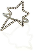 Diane Kordas Pavé Diamond Star Ring, Size 7.25