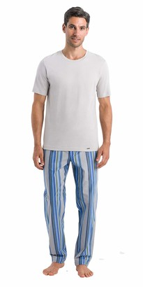 Hanro Men's Luca Long Woven Pants