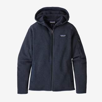Patagonia PatagoniaPatagonia Women's Better Sweater Fleece Hoody
