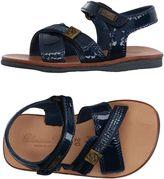 Miss Blumarine Sandals