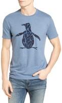 Original Penguin Men's Leopard Pete Graphic T-Shirt