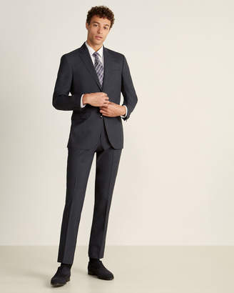 Ted Baker Jarrow Two-Piece Houndstooth Wool Suit