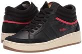 Gola Championship High (Black/Red/Sun) Men's Shoes