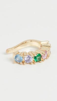 Jules Smith Designs Rainbow Ear Cuff