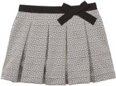 Marie Chantal Girls Structured Skirt