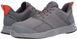 Reebok Work Astroride Strike (Gray) Men's Shoes