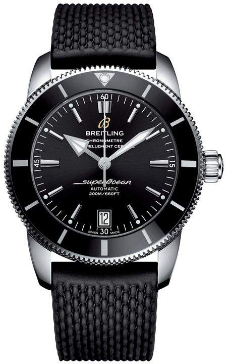 Breitling Stainless Steel Superocean Heritage Automatic Watch 42mm