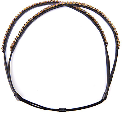 MANGO TOUCH - Chain hairband