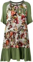 I'M Isola Marras floral print sweat dress