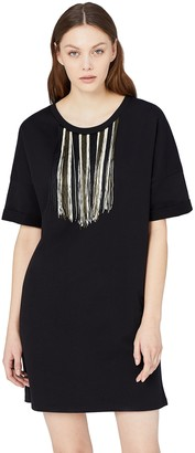 Find. Amazon Brand Women's Mini T-Shirt Dress