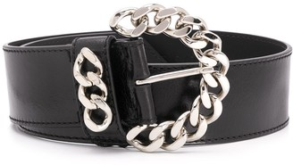 Kate Cate Chain Buckle Belt