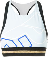 P.E Nation Volley cropped top