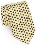 Vineyard Vines New Orleans Saints Print Tie