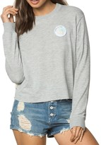 Spiritual Gangster Aloha All Day Cropped Sweatshirt
