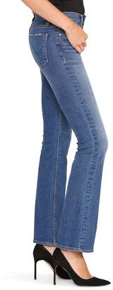 Hudson Women's Denim Pants and Jeans - Blue Nico Mid-Rise Bootcut Jeans - Women