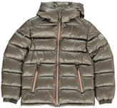 Moncler Light Gaston Down Jacket with Hood