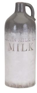 IMAX Grain Large Milk Jug
