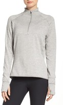 Nike Women's 'Element' Sphere Half Zip Running Shirt